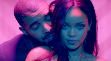 Rihanna e Drake no clipe de Work - YouTube