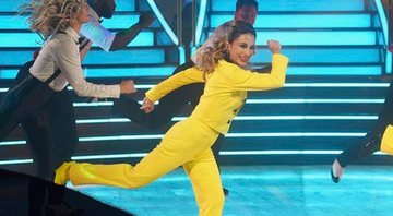 Ally Brooke no programa Dancing With The Stars - YouTube