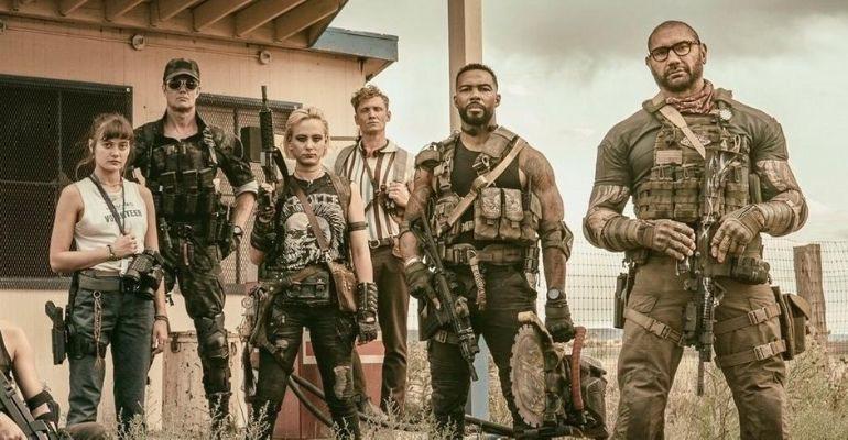 """Exitoína · """"Army of the Dead: Invasão em Las Vegas"""", de Zack Snyder, ganha primeira prévia"""