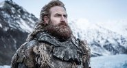Kristofer Hivju interpretou Tormund Giantsbane em Game of Thrones - Divulgação/HBO