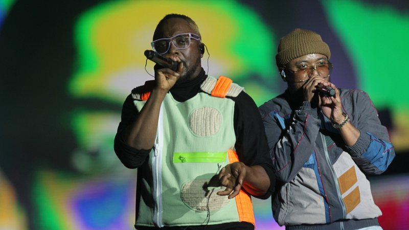 Black Eyed Peas no Rock in Rio