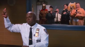Cena de Brooklyn Nine-Nine - NBC