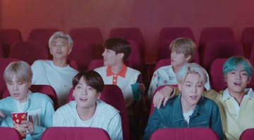 BTS em videoclipe do single Lights - YouTube