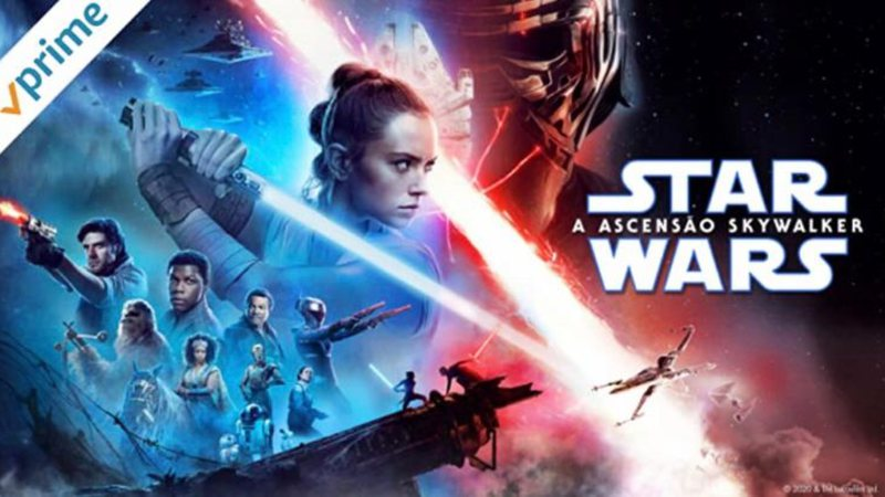 Star Wars Day: assista toda a saga no Prime Video