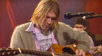 Kurt Cobain no DVD MTV Unplugged, de 1994 - YouTube