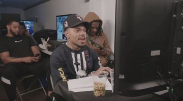 Chance the Rapper no teaser do reboot de Punk'd - YouTube