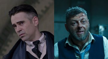 Andy Serkis no filme Pantera Negra, da Marvel - Warner Bros. Pictures/Marvel