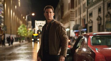 Tom Cruise interpretou Jack Reacher nos cinemas - Paramount Pictures