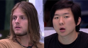 Daniel e Pyong Lee no Big Brother Brasil 20 - Gshow