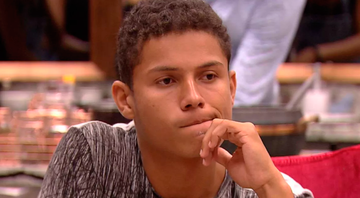 Danrley no BBB19 - Globo