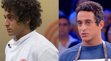Dário Costa no Masterchef e no Mestre do Sabor - Transmissão Band/Globo