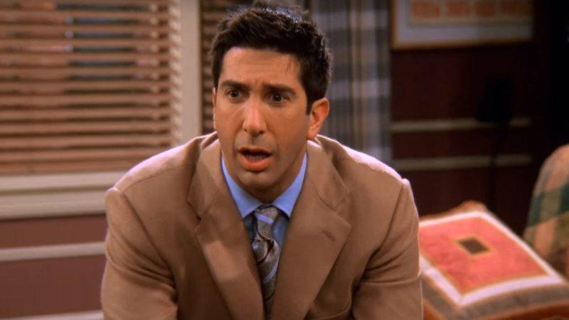 Exitoína · David Schwimmer, o Ross de Friends, tem casa invadida ...