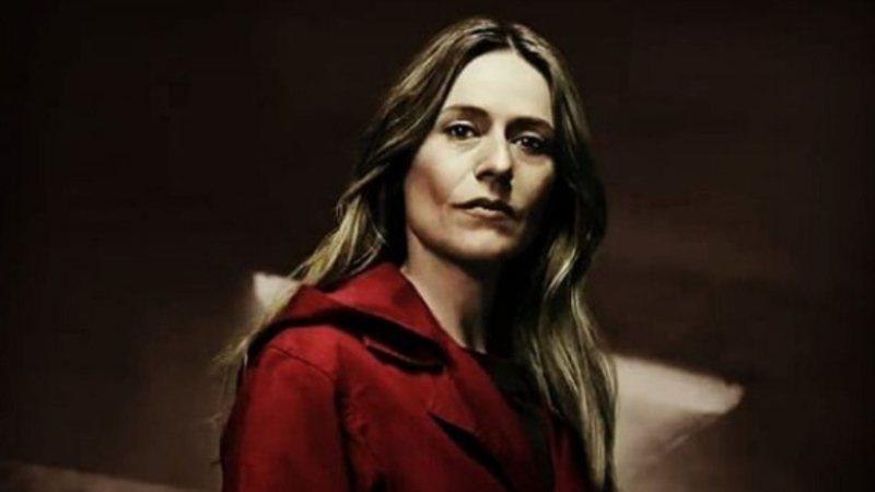 A atriz é a vocalista da banda de rock basco