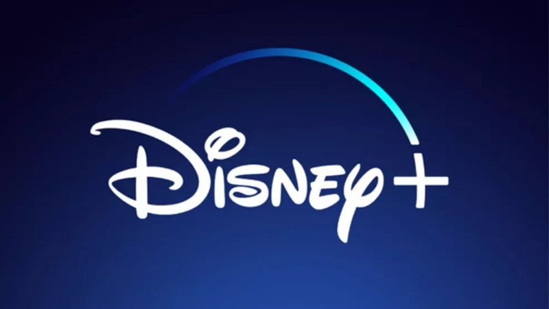 Logo oficial do Disney+
