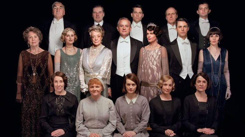 Elenco de Downton Abbey