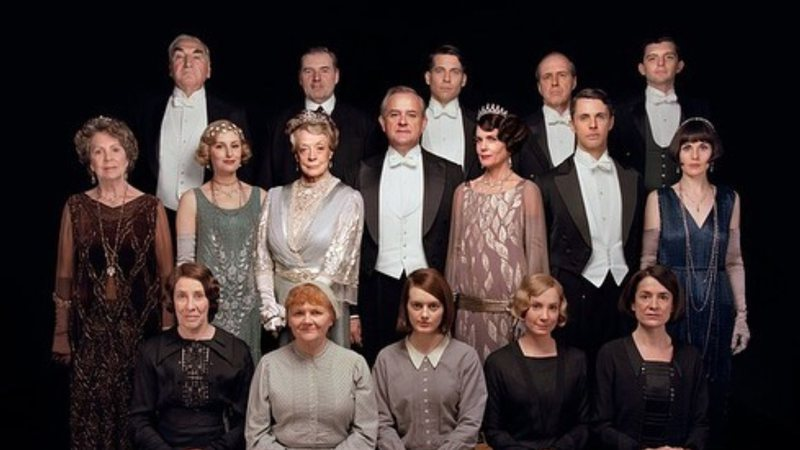 Elenco do filme Downtown Abbey