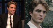 Pattinson é atualmente o novo Batman nos cinemas - Youtube