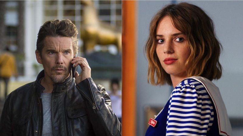 Exitoína · Ethan Hawke e a filha Maya, de Stranger Things, irão estrelar  comédia como família