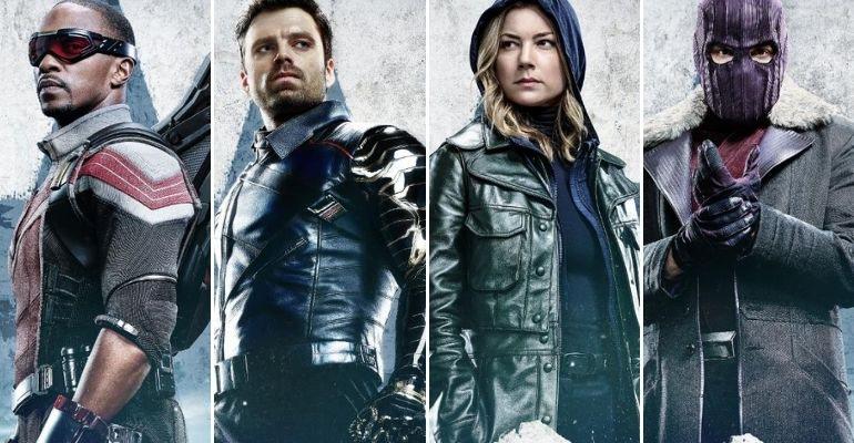 """Exitoína · Tudo o que sabemos sobre """"Falcão e o Soldado Invernal"""", nova  série da Marvel"""