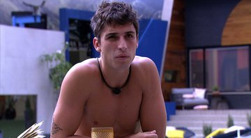 Felipe Prior no Big Brother Brasil 20 - Gshow