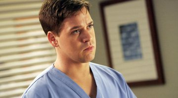 T.R. Knight em Grey's Anatomy - ABC
