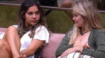 Gizelly e Marcela do BBB20 - Globo