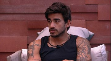 Guilherme na casa do BBB20 - Globoplay