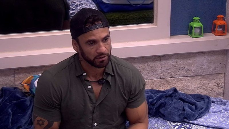 Hadson no Big Brother Brasil 20