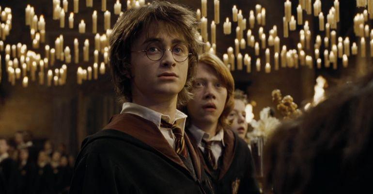Exitoína · Fãs se surpreendem com cena inédita em filme de Harry ...