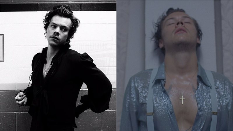Harry Styles divulga clipe de Lights Up