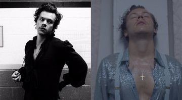 Harry Styles divulga clipe de Lights Up - Instagram