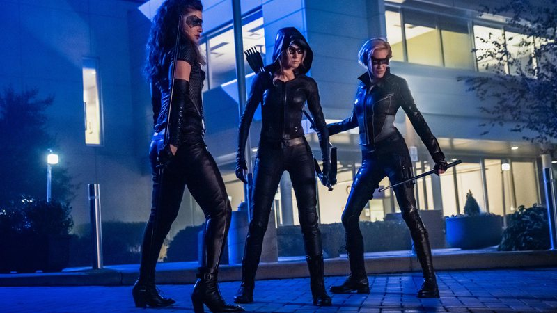 Personagens devem ter foco no futuro do Universo Arrow