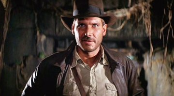 Harrison Ford como Indiana Jones - Lucasfilm