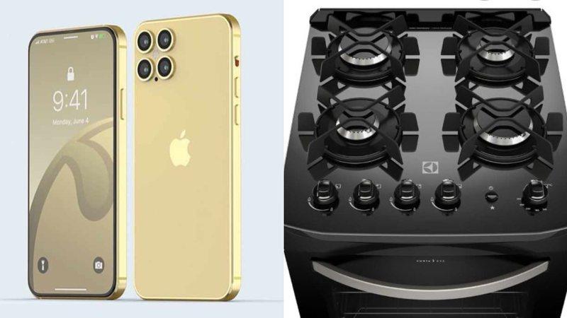 Exitoína · Suposta imagem do iPhone 12 cai nas redes sociais