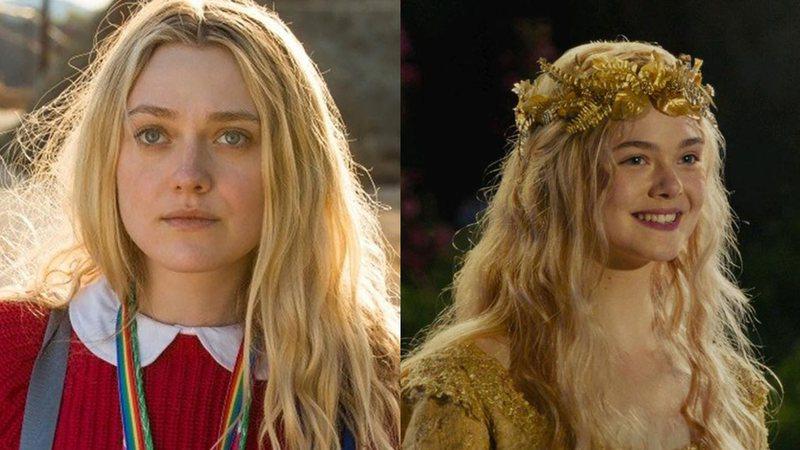 Exitoína · Dakota e Elle Fanning irão interpretar irmãs em novo filme