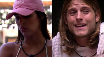 Ivy e Daniel no Big Brother Brasil 20 - Gshow