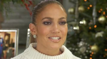 Jennifer Lopez em entrevista ao CBS This Morning - Youtube