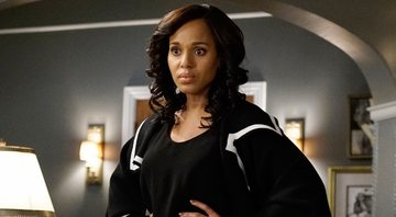 Kerry Washington como Olivia Pope em Scandal - ABC