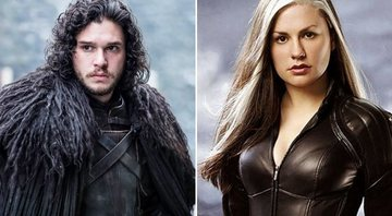 "Kit Harington, de ""Game of Thrones"", e Anna Paquin, de ""X-Men"", estarão na segunda temporada de ""Modern Love"" - Divulgação/HBO/FOX"