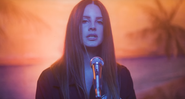 Lana del Rey no clipe de Fuck it I love you / The greatest - Reprodução/YouTube