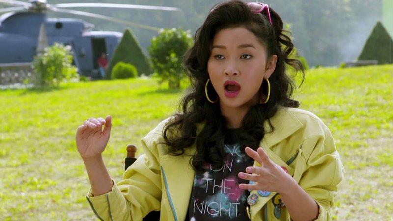 Lana Condor interpretou a mutante Jubileu em X-Men: Apocalipse, de 2016