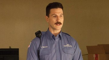 Pablo Schreiber, o ator que interpreta o Pornstache em 'Orange is the New Black' - Divulgação/Netflix