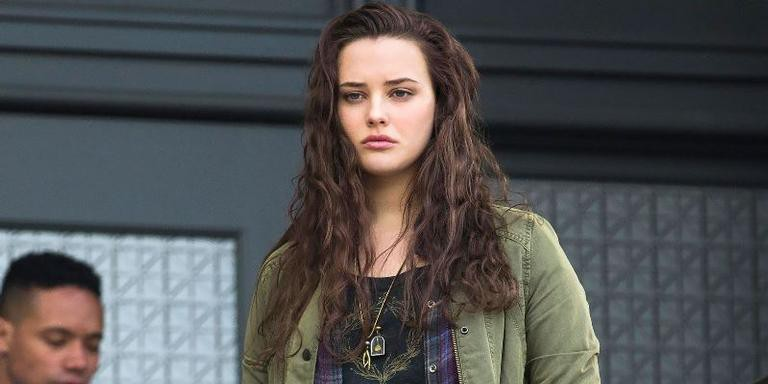 Katherine Langford na série '13 Reasons Why'