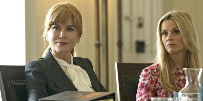 Nicole Kidman e Reese Witherspoon em 'Big Little Lies'