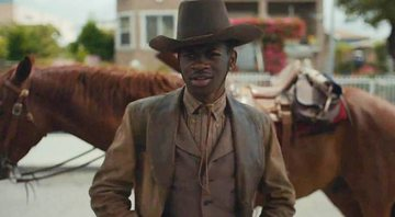 Lil Nas X no clipe de Old Town Road - Youtube