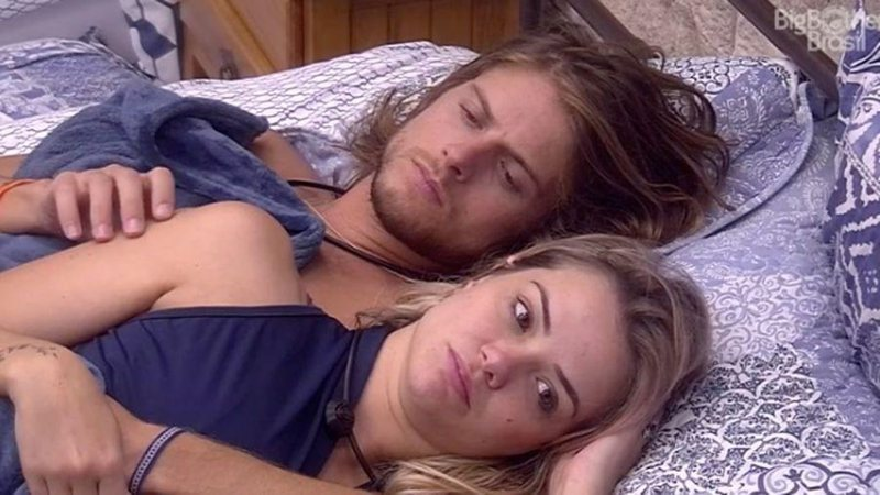 Daniel e Marcela no Big Brother Brasil 20