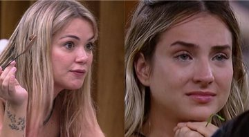 Marcela e Gabi Martins no Big Brother Brasil 20 - Gshow