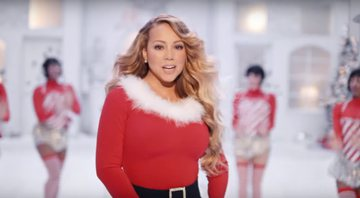 Mariah Carey em novo clipe de All I Want For Christmas Is You - YouTube