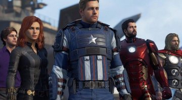 Vingadores no game Marvel's Avengers - Crystal Dynamics
