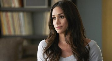 Meghan Markle como atriz na série Suits - USA Network